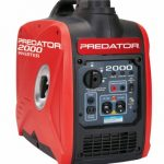 Agregat »Predator 2000«: prenosni 2000-vatni agregat